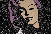 Mosaico - Quadros