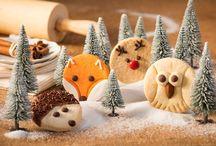 Weihnachtsplätzchen / Leckere Plätzchenrezepte zur Weihnachtszeit