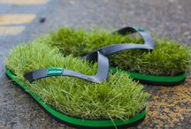 Great Grass Ideas / Synthetic grass doesn't ALWAYS have to be for your lawn...