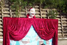 "Christmas / Our production called ""A Very Marionette Christmas""!"