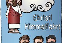 Christi Himmelfahrt / Auffahrt