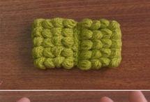 lacinhos de crochê
