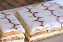 Backen Kuchen und Torten