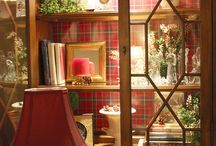 Hutches and bookcases / Re-purpose a china hutch or a bookcase to fit almost any storage need!