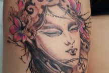 my tattooing
