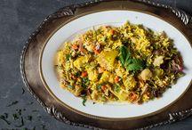 Culinária Indiana (Indian cuisine)