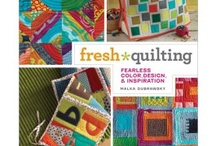 Quilts/fabric / by Mary Schwandt