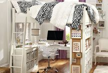 bedroom ideas for Autumnn / by Jennifer Turner