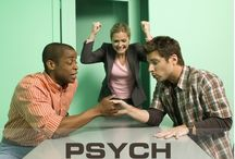 Psych / Too bad it ended. Extremely hilarious !!!   I always laugh until I cry. Good therapy. / by Bridget Howgate