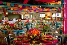 Fiestas temáticas mexicanos