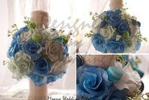 Wedding paper flower Moana Wedding Arts