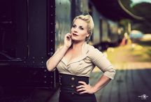 Pin up & Retro Shootings / Model for one Day!