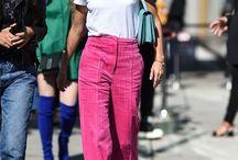 Con Pantalón rosa