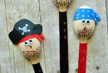 pirati marionette