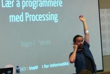 Lær kidsa koding!