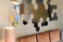 :panel design / Hexagons