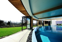 The Woodland Lodges / A remarkably unique selection of 5* lodges nestle peacefully within the grounds of the renowned Cornwall Hotel, Spa and Estate.