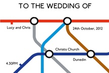 London theme wedding