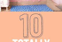 Ideas de habitaciones niñas