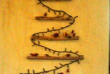 Albero di Natale / dalla mia legnaia