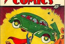 Primeros Portadas de Superman