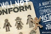 We Will Not Conform / In July 2014, I took part in Glenn Beck's Call to Action on Common Core:  WE WILL NOT CONFORM