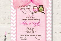 Amanda's Baby Shower!!! {Easton is gonna be awesome} / by Crystal Mitchell