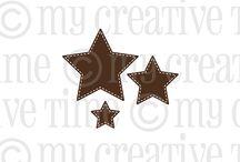 My Creative Time Stamps & Dies / by Brigit Mann