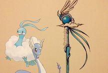 espadas de pokemons