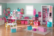 Ideas for  kid's Room / get ideas  your kid's room organized / by JAQUELINE KENNEDY