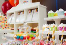 Candy buffets & Dessert tables