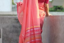 Deepthi's hand loom collection
