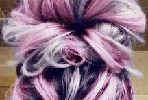hiusten värit