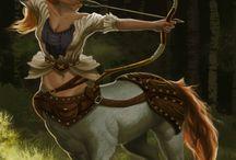 Centaur • Female