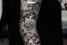 tatouage dot work 1