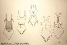portfolio, rysunki