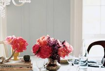 STYLING // tabletops / by Caitlin Brown Interiors