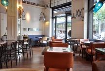 Restaurantes y cafés