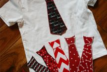 Valentine's Day / Fun shirts and pillows I like to make for Valentine's Day!