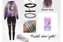 My style to buy / Pastel Goth / Emo / Scene