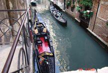 Italien 2004 / Hälsoresa till Lido de Jesolo, 4 mil från Venedig, Italien, april-maj 2004.