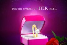 """Theme """"HER"""" / This includes post with HER theme where a woman feels special in her life with Divine Solitaire"""