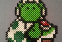 Perler beads / by Claire Breaux