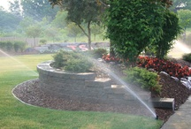 The Benefits of Irrigation / Timing and Maintenance is crucial for proper water conservation.