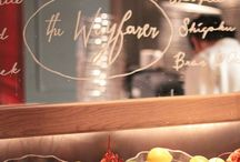 The Wayfarer Wonders / Our original dishes and drinks for you to feast your eyes on.