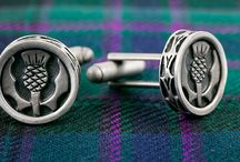 Make your kilt your own. / Choosing the finishing touches to your kilt is the perfect way to give it some personality.