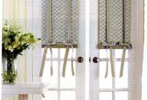 Window treatments / by Callie Elton