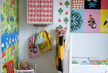 Amazing Kids Rooms / Fantastic kid rooms that invite play, creativity, and fun / by Gymboree