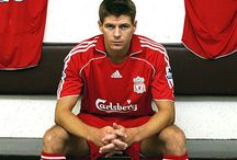 Captain Stevie G! / Captain,Skipper,Loyal..#carlingcup #FAcup #UEFAchamions < (earned).. Next> Barclays Premier League!