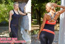 Costume aerobic si fitness de calitate / Costume de aerobic si fitness, sport in general de o calitate deosebita , principala caracteristica a materialului este schimbul de umiditate de pe corp, uscarea rapida a costumului!!